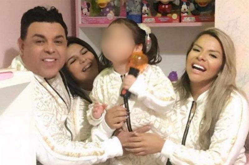 """Andrés Hurtado presenta a su tercer tesoro: """"Soy el padre más feliz del mundo"""""""