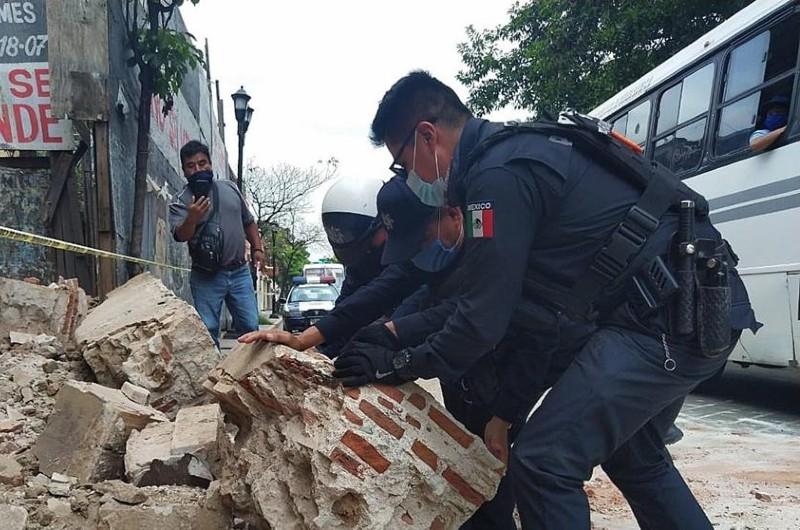 México: Al menos 6 muertos por terremoto de 7.5 grados