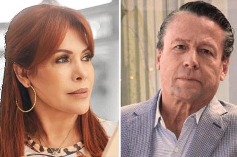 Magaly Medina es invitada a programa mexicano tras su enfrentamiento con Alfredo Adame