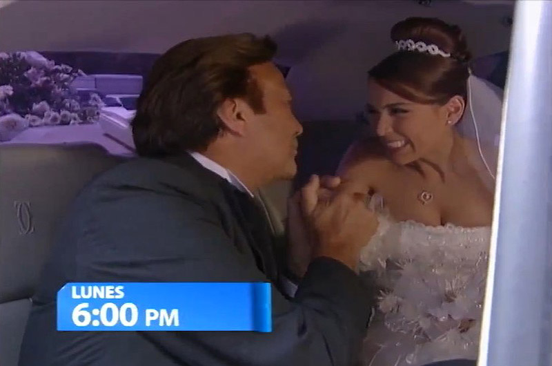 Este lunes en 'Rubí': Héctor estará a punto de casarse y tomar la decisión de su vida