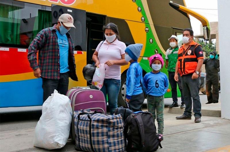 """Gastón Rodríguez: """"No está permitido todavía el transporte interprovincial"""""""