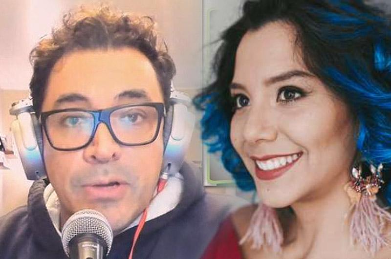 """Adolfo Bolívar le da con palo a Mayra Couto: """"Si no estoy ayudando, mejor cierro el pico"""""""