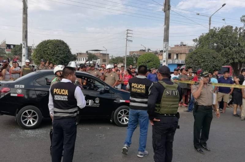 Ola de crímenes durante estado de emergencia por COVID-19
