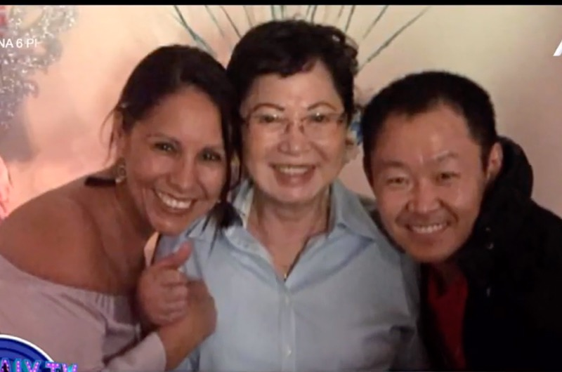 La razón por la cuál Susana Iguchi no estuvo en la boda de Kenji Fujimori