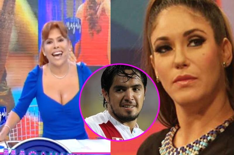 Tilsa Lozano habla de privacidad, pero se olvida de sus confesiones sobre el 'Loco' Vargas