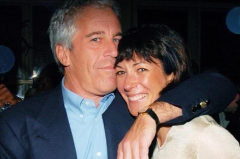 Ghislaine Maxwell, expareja de Epstein, es detenida por abuso sexual y tráfico de menores
