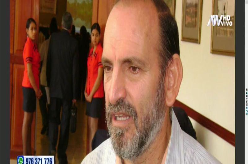 Dictan 36 meses de arresto domiciliario a Yehude Simon