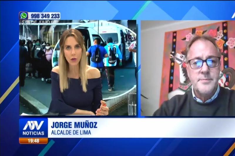 """Jorge Muñóz: """"El subsidio al transporte es discriminador"""""""