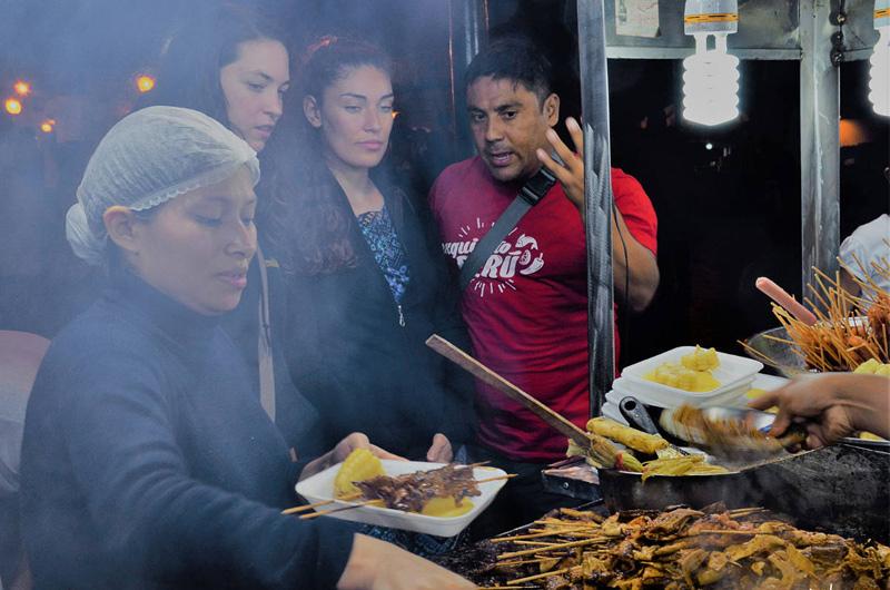 La comida ambulante de Perú y Latinoamérica ya cuenta con serie en Netflix