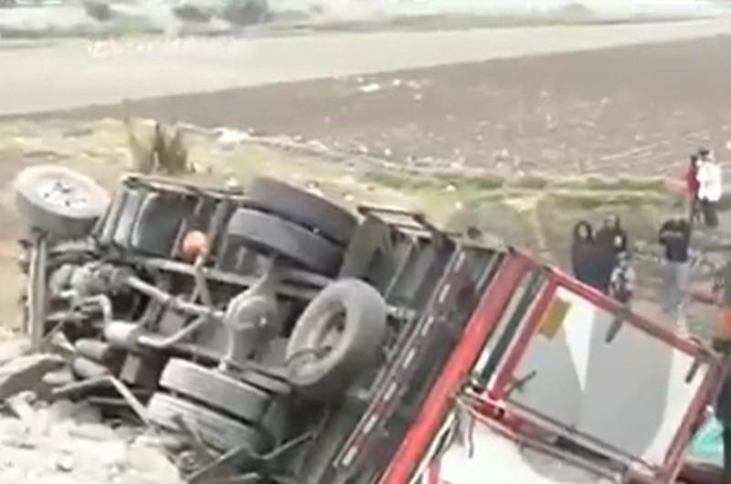 Panamericana Sur: Accidente en Cañete deja una persona muerta