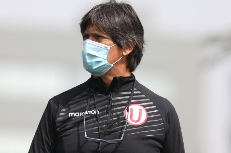 Ángel Comizzo inicia tercera etapa como entrenador de Universitario de Deportes