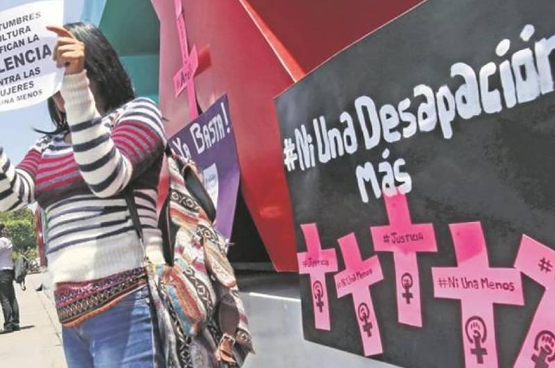 Defensoría del Pueblo: Cada 2 horas una mujer o niña fue reportada como desaparecida entre enero y junio