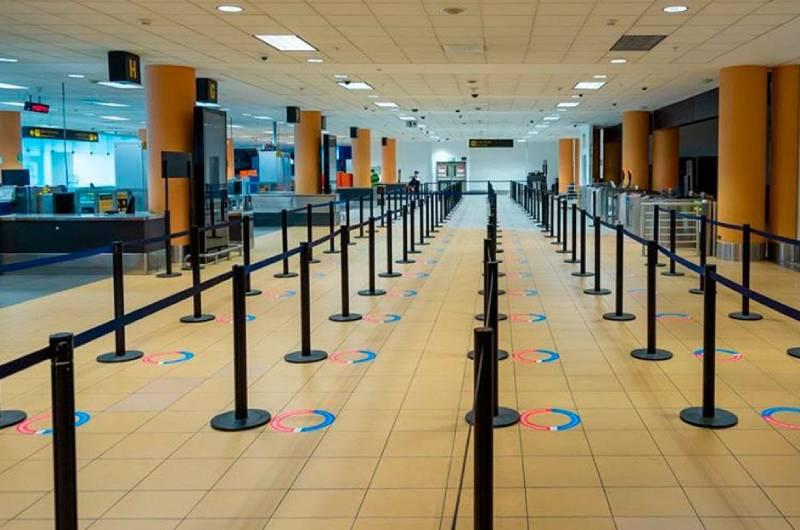 Emergencia COVID-19: Se normaliza atención en Aeropuerto Jorge Chávez