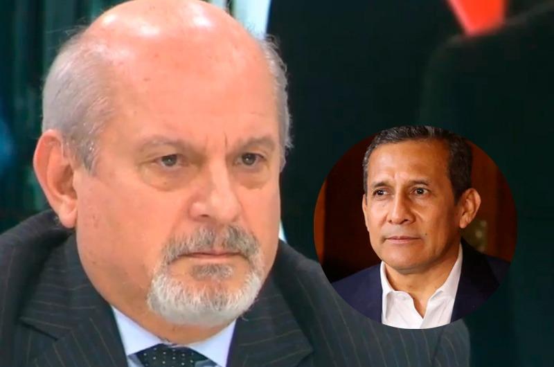 """Pedro Cateriano sobre Ollanta Humala: """"No me arrepiento de haber servido al país"""""""