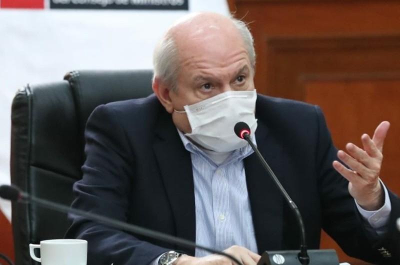 Pedro Cateriano: Premier se reunió con bancada de Fuerza Popular