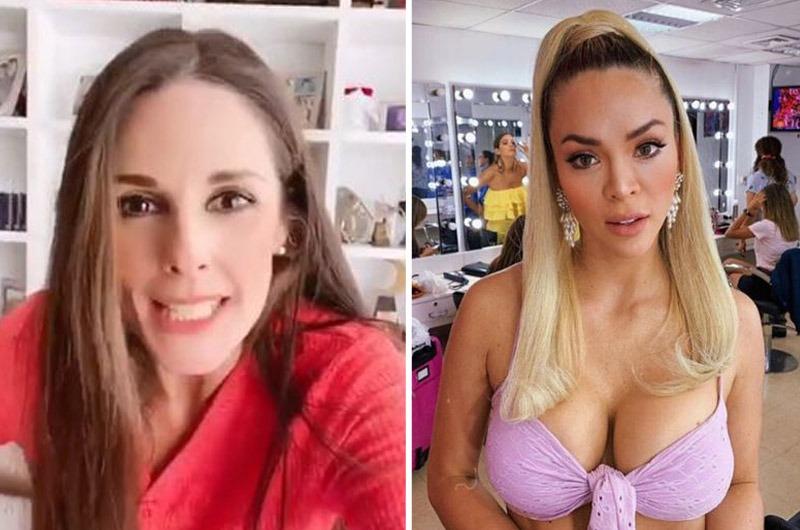 """Rebeca Escribens 'le da con palo' a Sheyla Rojas: """"Ha tenido varias transformaciones. Antes era bonita"""""""