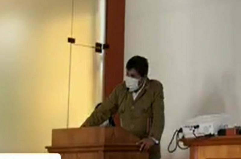 Gobernador de Arequipa pide al Congreso el uso del dióxido de cloro