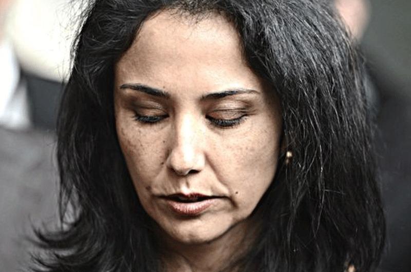 Poder Judicial: Evaluarán pedido de prisión preventiva por 36 meses contra Nadine Heredia