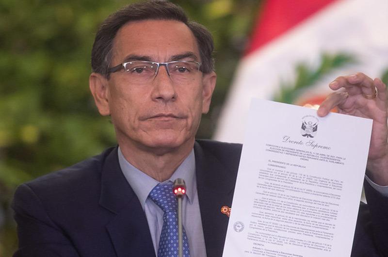 Aprueban DU para la intervención del Ministerio de Salud en Arequipa