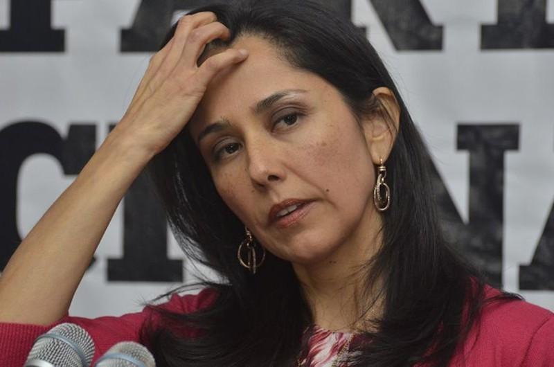 Poder Judicial reprograma audiencia de prisión preventiva contra Nadine Heredia