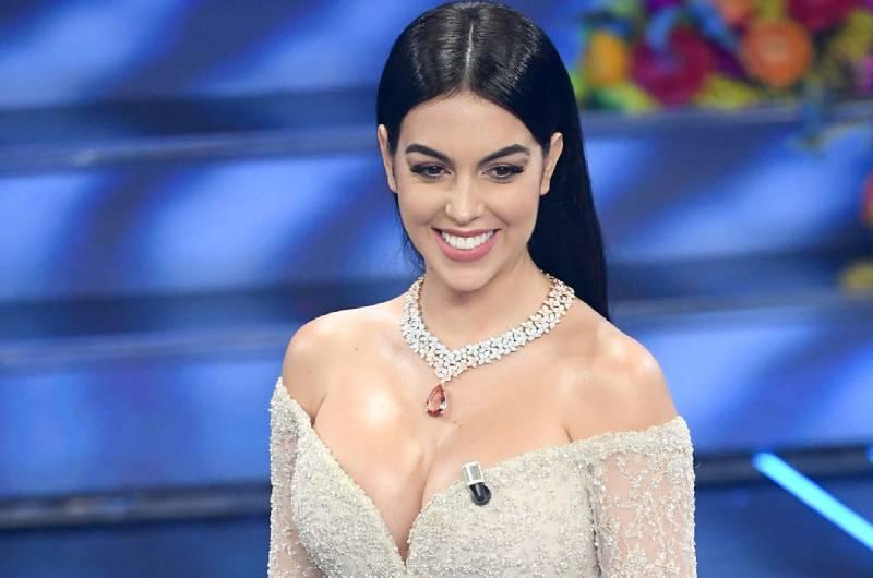Georgina Rodríguez remece redes sociales con sensual foto en ropa interior