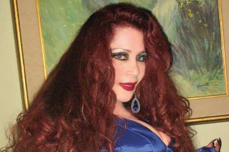 Monique Pardo fue internada de emergencia tras un problema cardiaco