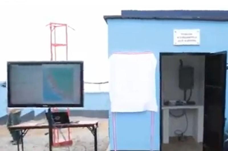 Chorrillos: Instalan primera estación del sistema de alerta sísmica