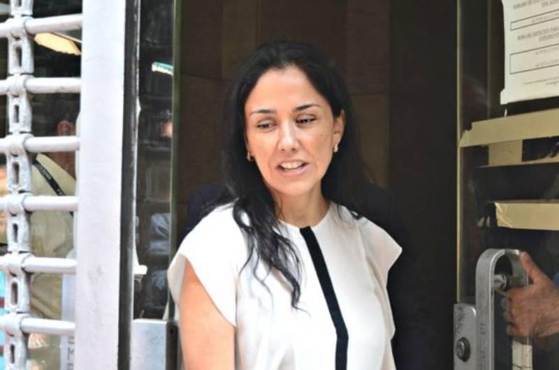 Poder Judicial evalúa hoy pedido de prisión preventiva contra Nadine Heredia