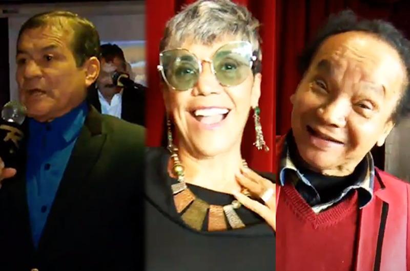 Melcochita, Chato Barraza, Bettina Oneto y otros cómicos retoman sus presentaciones