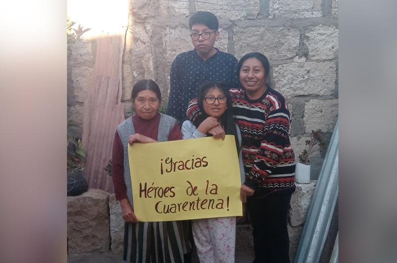 Repartirán vales a personas más necesitadas de Trujillo