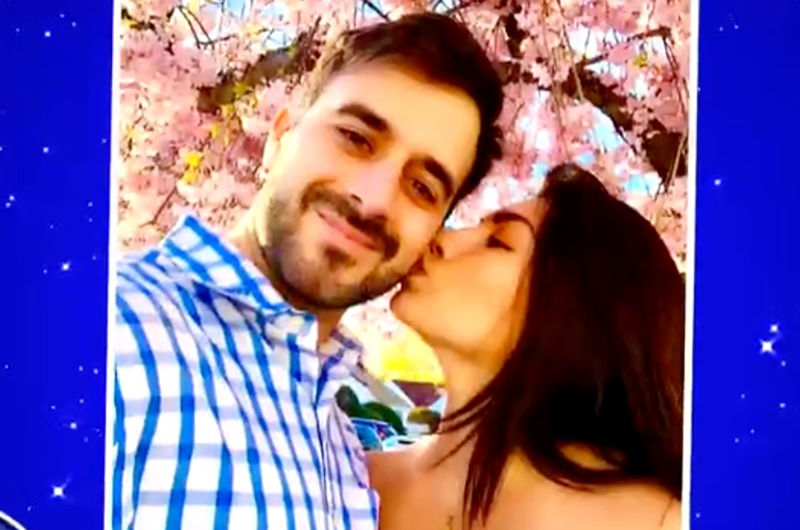 Diana Sánchez confiesa cómo conoció a su amor gringo Dan Patrick