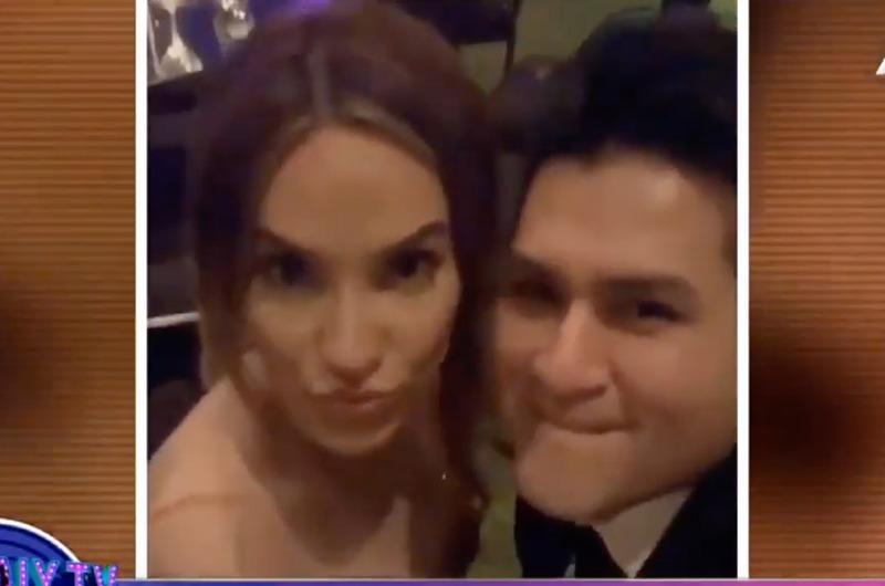 Deyvis Orosco compone romántica canción para su novia Cassandra Sánchez
