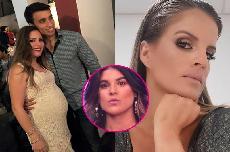 Ex de Said Palao se burla de Macarena Vélez y le 'da su bendición' a Alejandra Baigorria