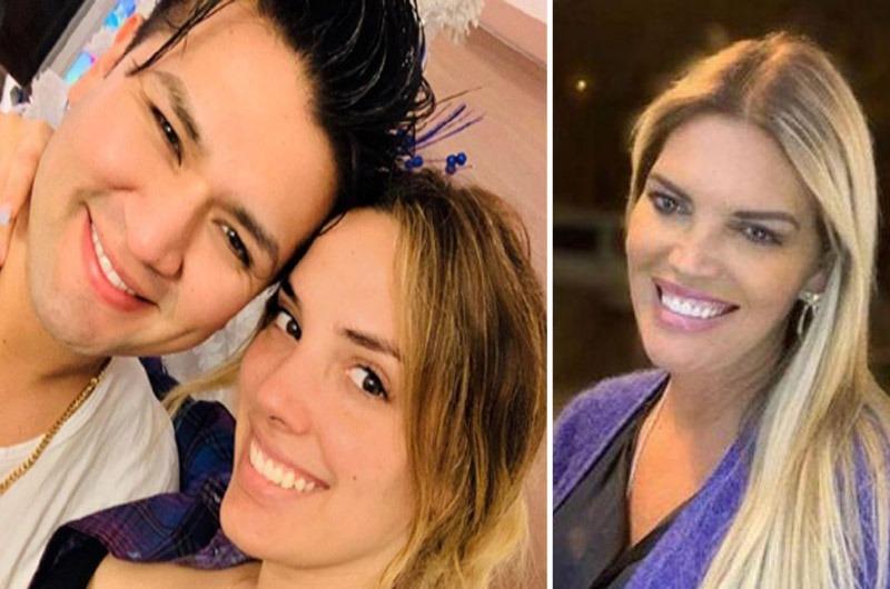 Jessica Newton le pide un nieto a su hija Cassandra Sánchez de la Madrid y Deyvis Orosco