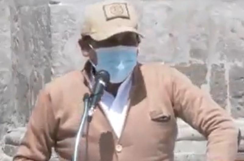 "Elmer Cáceres: ""Una bebida gaseosa es más tóxica que el dióxido de cloro"""