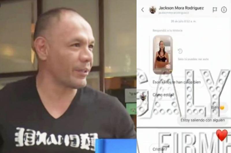 ¿Se peleó con Tilsa Lozano? Jackson Mora habla tras chats con Olinda Castañeda