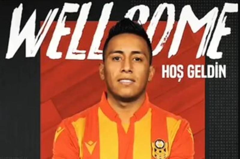 Christian Cueva deja el fútbol mexicano y jugará en Turquía