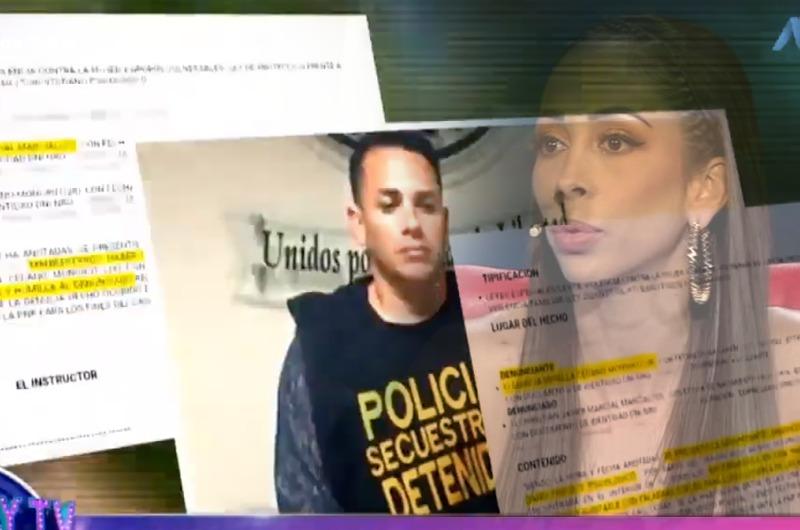 Olinda Castañeda: Sacan a la luz graves denuncias contra su nuevo novio