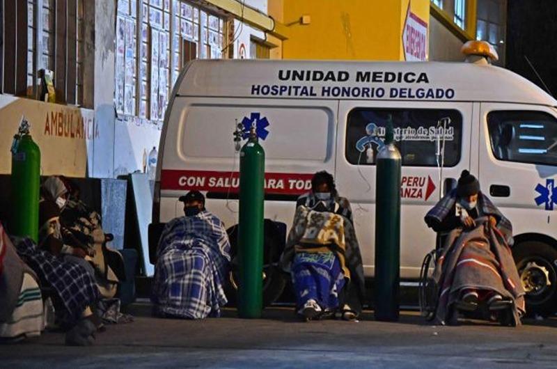 Arequipa: El 30% de hospitalizados por Covid-19 consumió dióxido de cloro