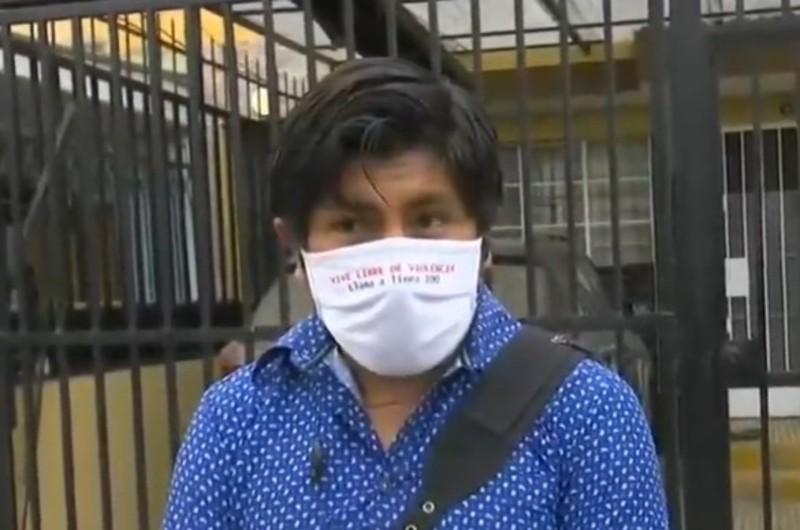 Breña: Acusan a mujer por arrojar ácido a su hijo