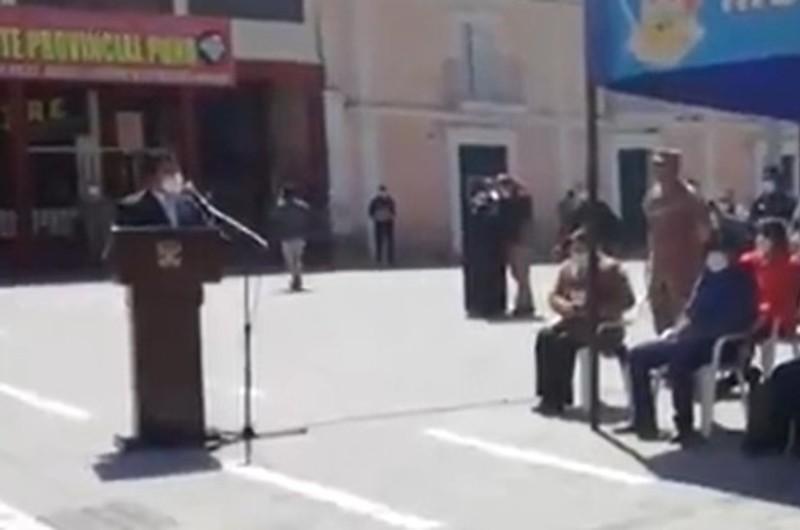 Alcalde de Puno pide prisión para personal médico que abandone su puesto de trabajo