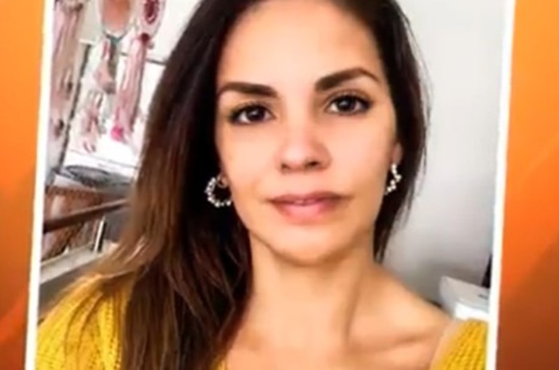 Esposa del 'Loco' Vargas reaparece en redes sociales y niega cirugía