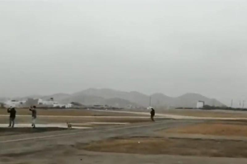 Reportan desaparición de avioneta con dos tripulantes extranjeros