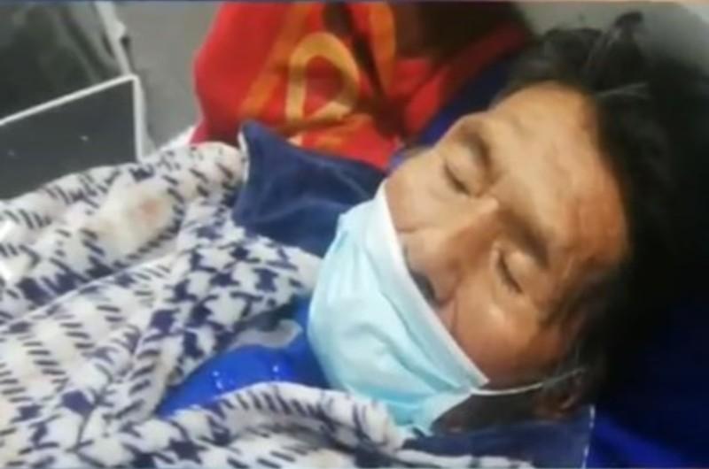 Arequipa: Paciente venció al COVID-19 pero está abandonado en hospital