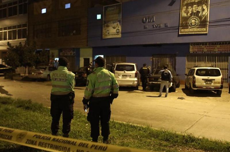 Mininter se pronuncia sobre muerte de 13 personas en discoteca de Los Olivos durante intervención policial