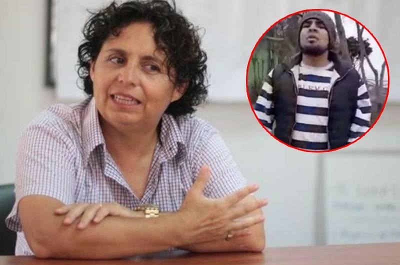 """Susel Paredes contra joven que insultó a serenos: """"Debe tener el repudio de la sociedad peruana"""""""