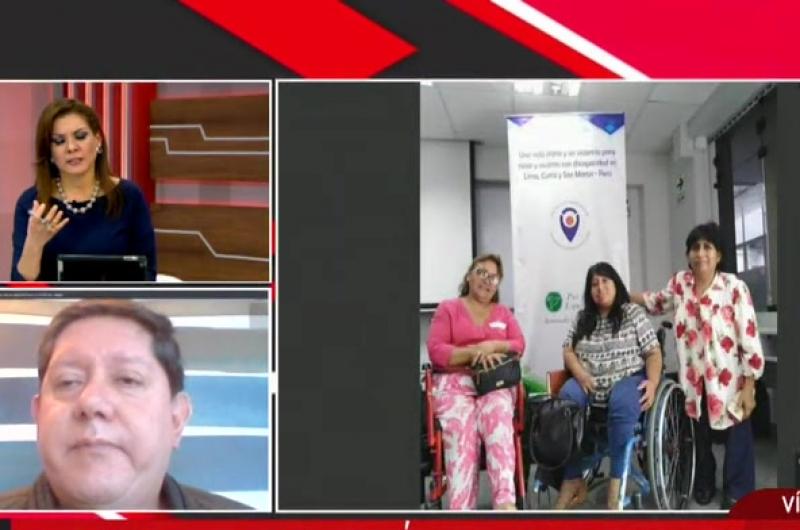 """""""Talento con Valor"""" busca la inserción laboral de personas con discapacidad"""
