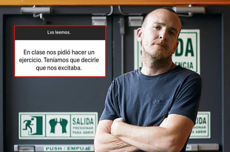 Surgen más denuncias de acoso contra Frank Pérez Garland