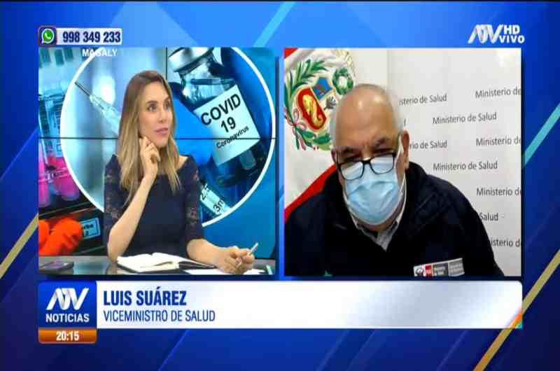 """Luis Suárez: """"Uno no elegirá la vacuna a aplicarse"""""""