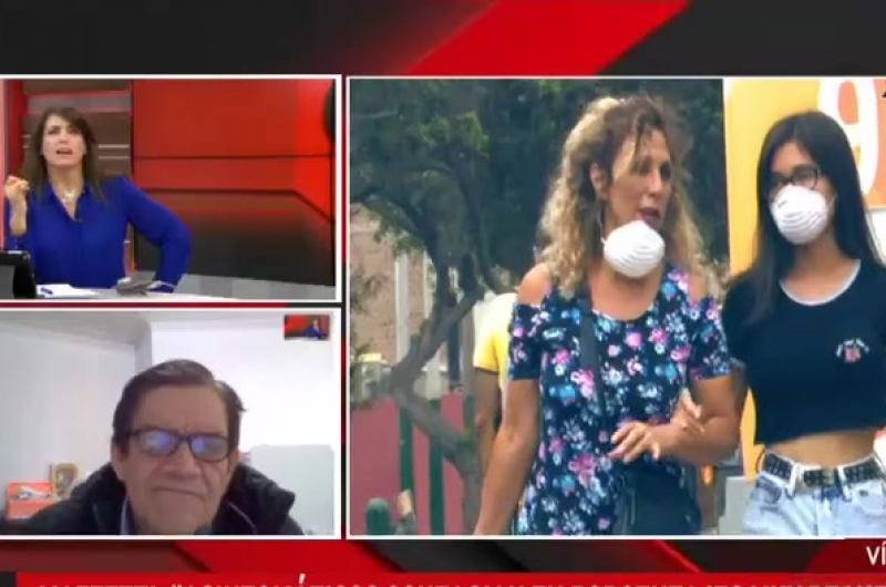 Ciro Maguiña aclaró las declaraciones de Pilar Mazzetti sobre los pacientes asintomáticos